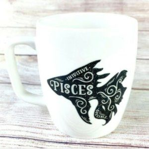 Threshold Target Pisces Fish Coffee Tea Mug Cup